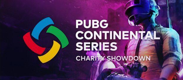 pugb continental series logo