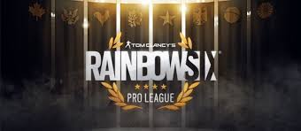 rainbow six siege pro league logo