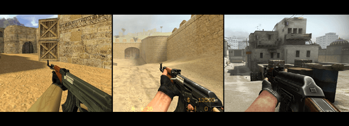evolution counter strike