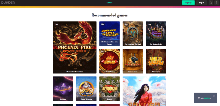 dunder-casino-games-