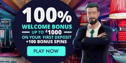 jonny jackpot casino welcome bonus
