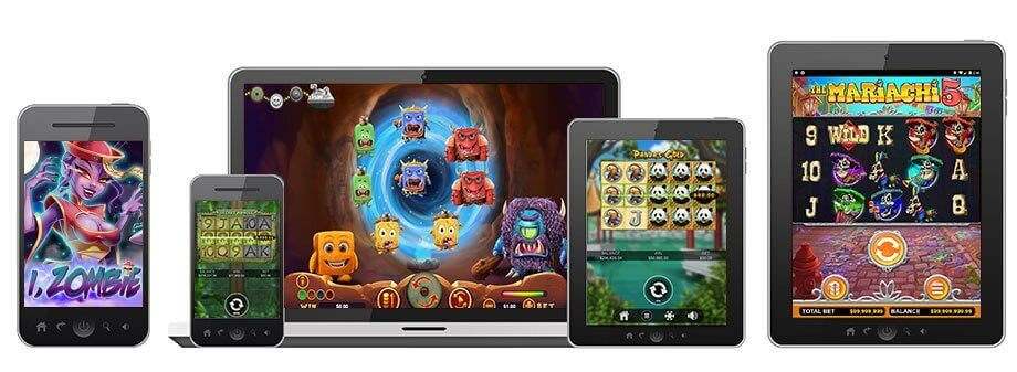 online casino games on mobile devices