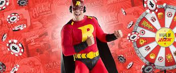 rizk the superhero