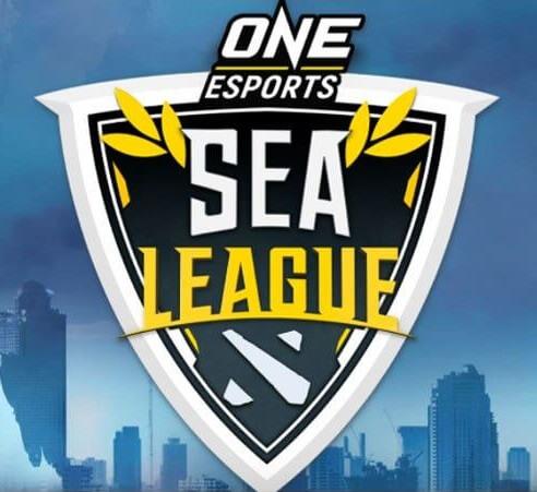 Dota 2 - ONE Esports Dota 2 SEA League | June 18th – July 19th