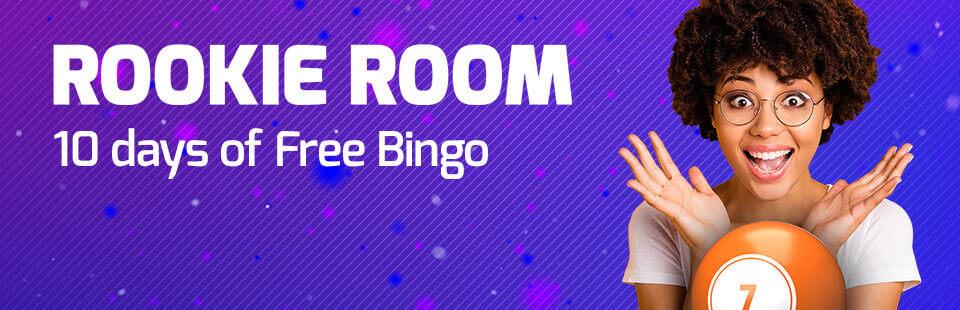betfred bingo rookie room promotion