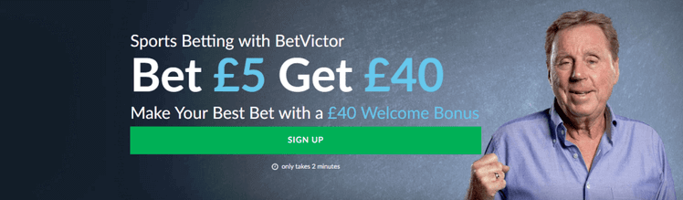 betvictor welcome offer