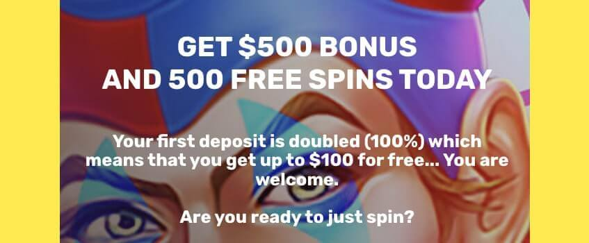 justspin casino nz welcome bonus