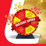 ladbrokes instant spins promo