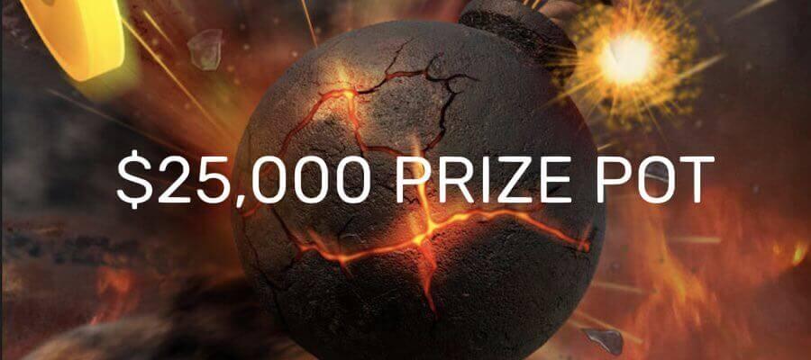 nitro casino promotion weekly prize pot