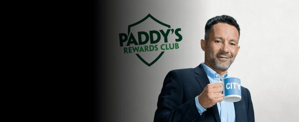 paddy's rewards club