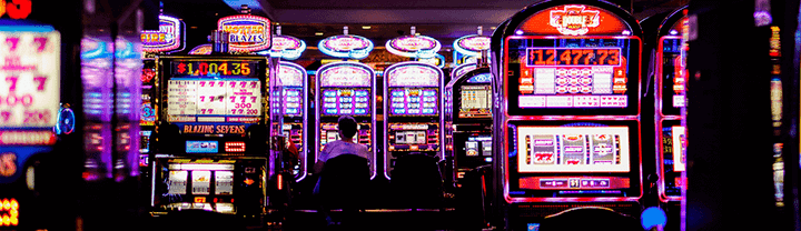 slot games in a casino