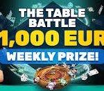 table battle playamo
