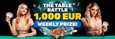 the table battle playamo promotion