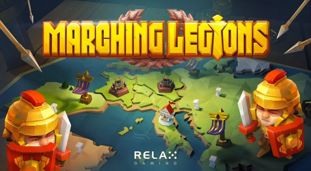 marching legions slot game