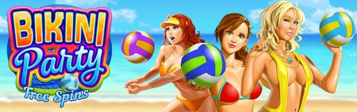 bikini party slot game