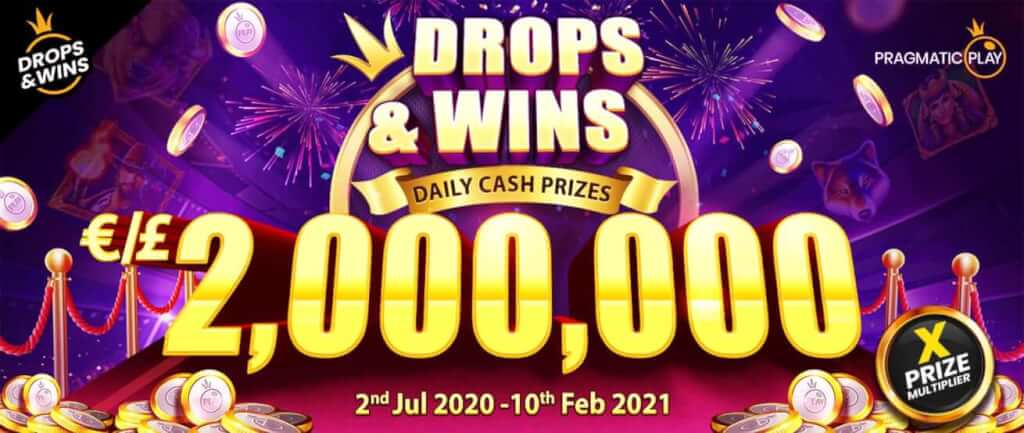 daily drops and wins pragmatic play (1)