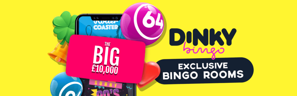 dinky bingo welcome offer
