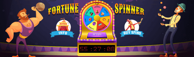 gowild nz fortune spinner promotion