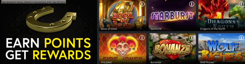 Games at Jaak Casino