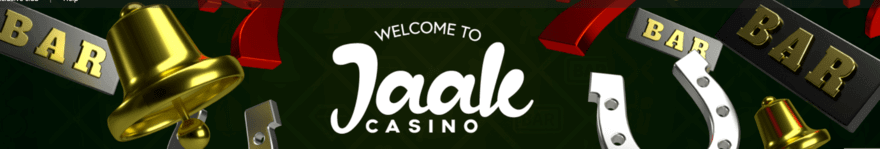 welcome to jaak casino