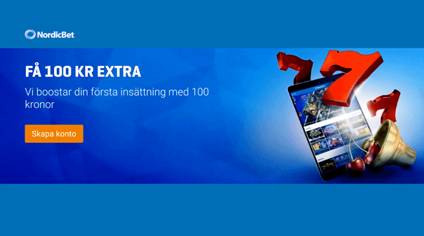 nordic bet welcome bonus