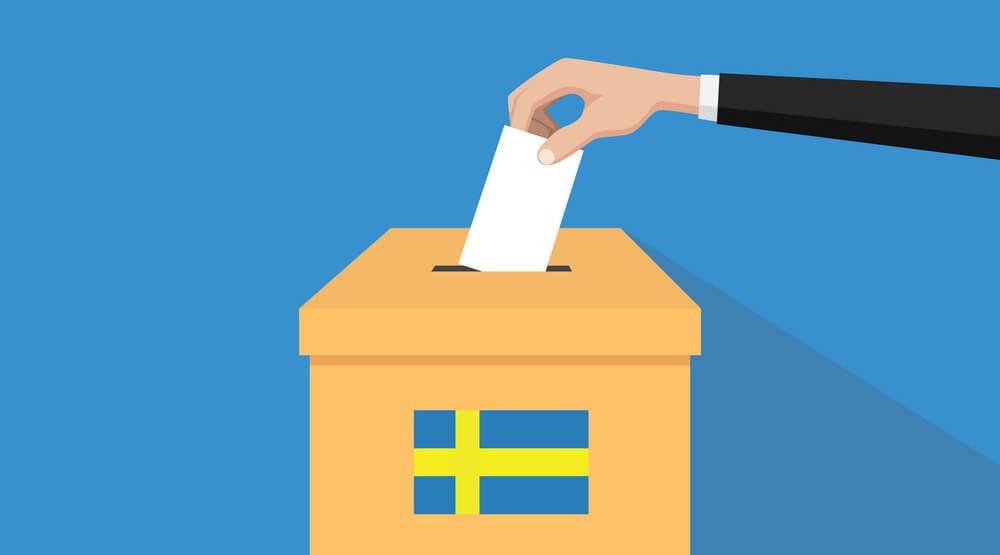 sweden vote image