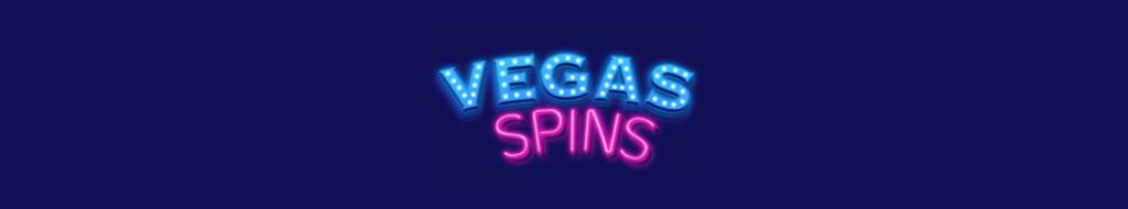 vegas spins banner