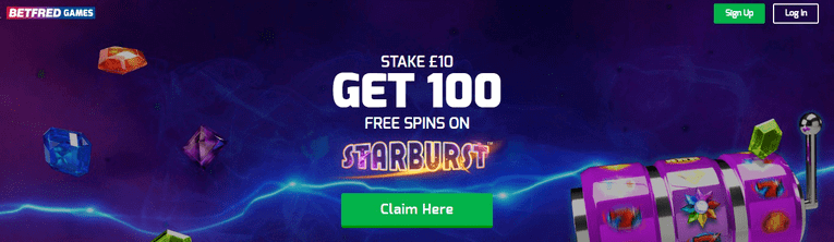 betfred exclusive promo