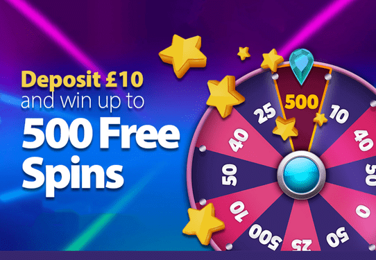 bgo win 500 free spins welcome offer
