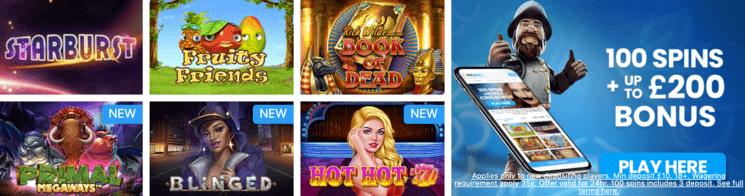example of casino games mrplay