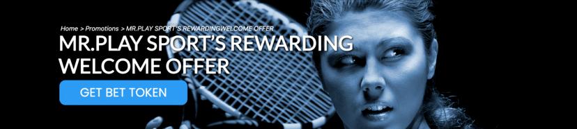 mrplay welcome bonus at sportsbook
