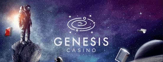 genesis casino banniere