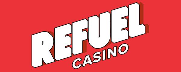 refuelcasino logo bannière