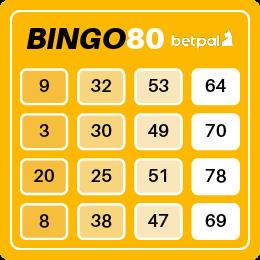 Le bingo à 80 boules