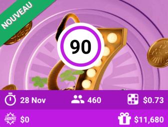 bingo en ligne argent reel: Leo's Lucky 7