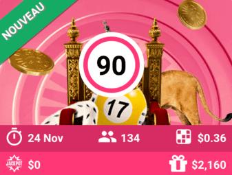 bingo en ligne argent reel: Lion Queen