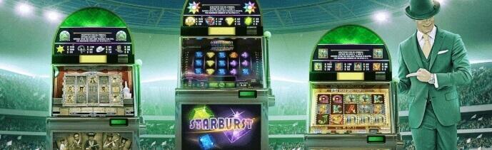 mr green canada jeux de casino disponibles