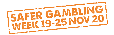 safer gambling week logo