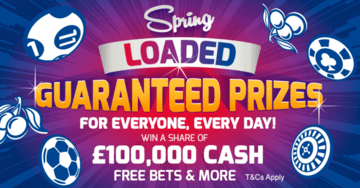 spring betfred promo