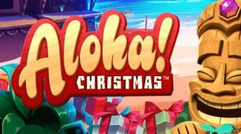 aloha christmas cover