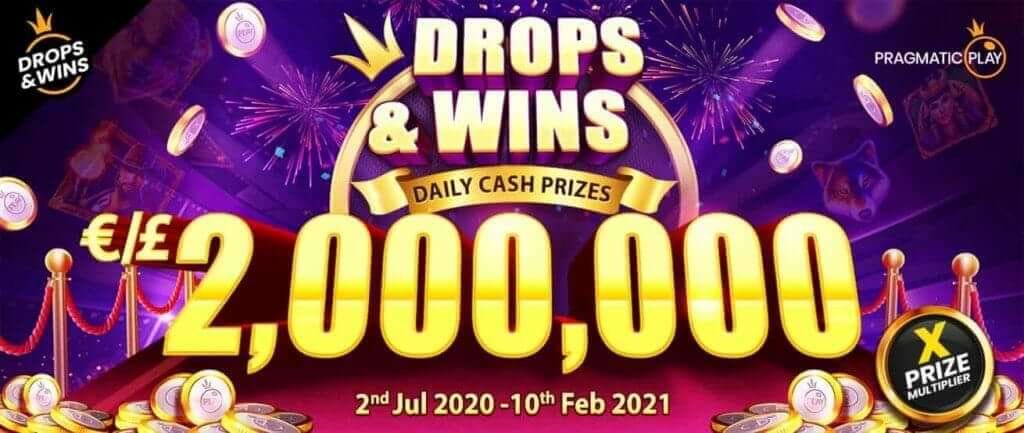 daily drops and wins pragmatic play