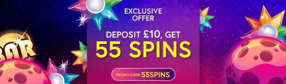jaak casino exclusive offer free spins