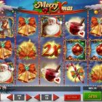 merry xmas slot game