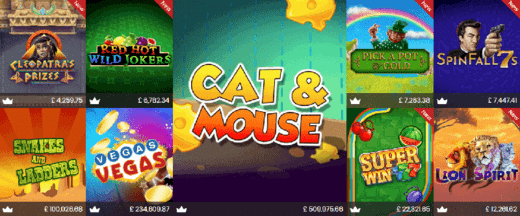 Example of mFortune Casino Games