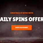 nitro casino daily free spins offers