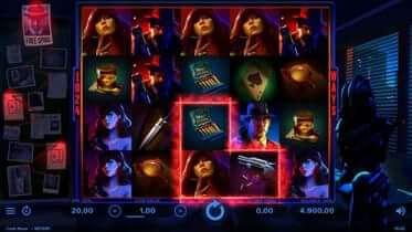cash noir slot game