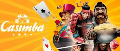 casimba casino banner