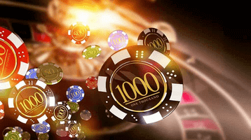 casino chips graphic