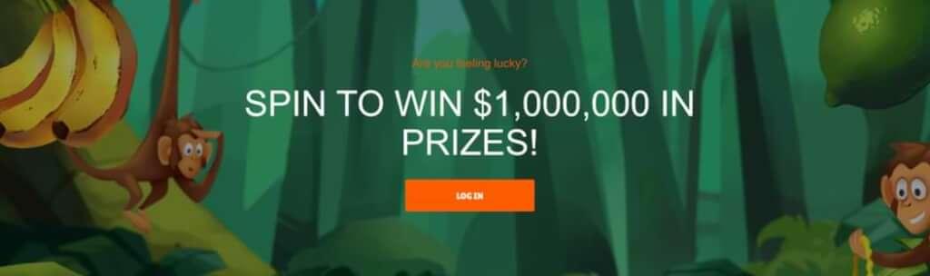 nitro casino game of the month