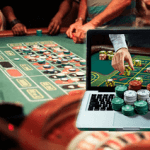 people playing roulette online